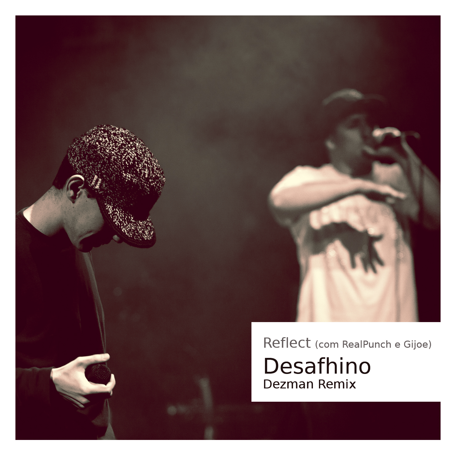 Reflect - Desafhino feat. RealPunch e Gijoe [Dezman Remix]