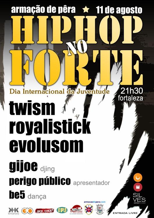 Hip-Hop no Forte