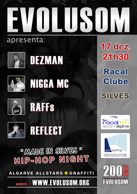Racal Hip-Hop Night