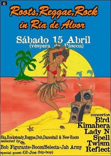 Roots, Reggae, Rock in Ria de Alvor
