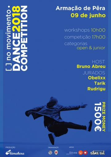 [ ] no movimento • Dance Competition 2018