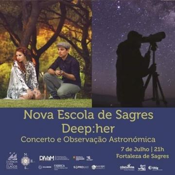 Deep:her @ Nova Escola de Sagres