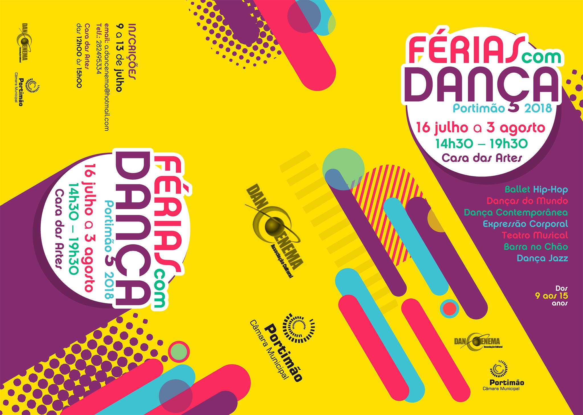 Férias com Dança (Dancenema)