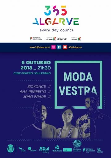 Moda Vestra @ Cine-Teatro Louletano