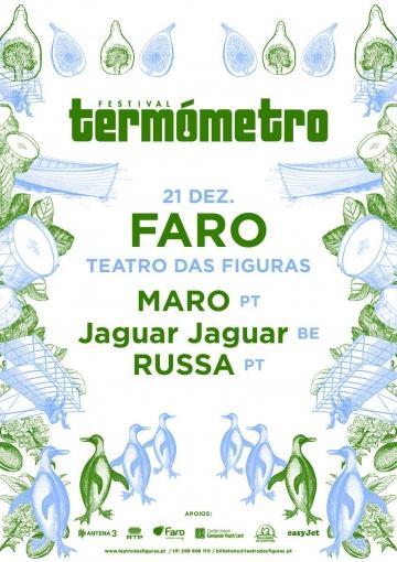 RUSSA @ Festival Termómetro (Faro)