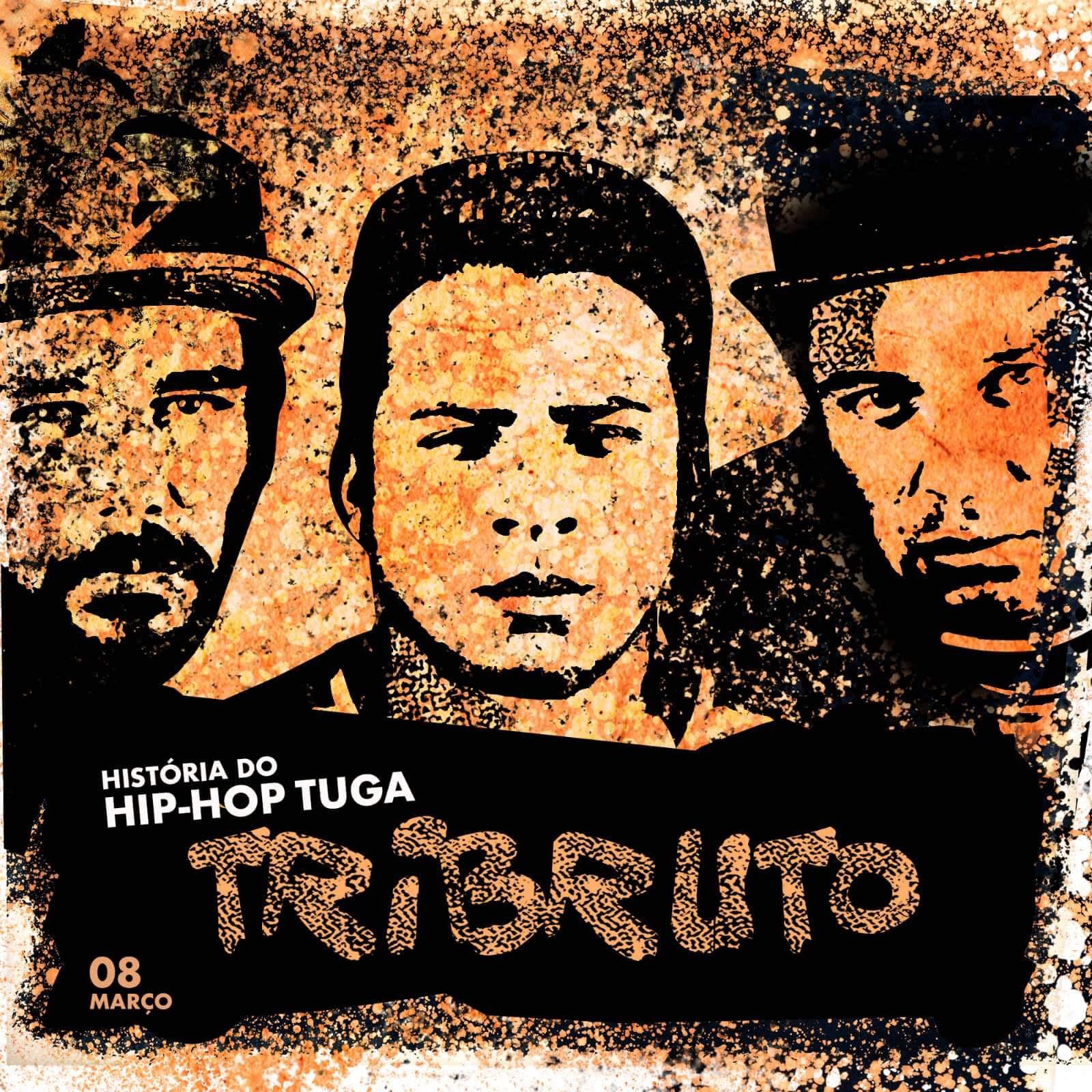 TRIBRUTO @ A História do Hip-Hop Tuga (Altice Arena)