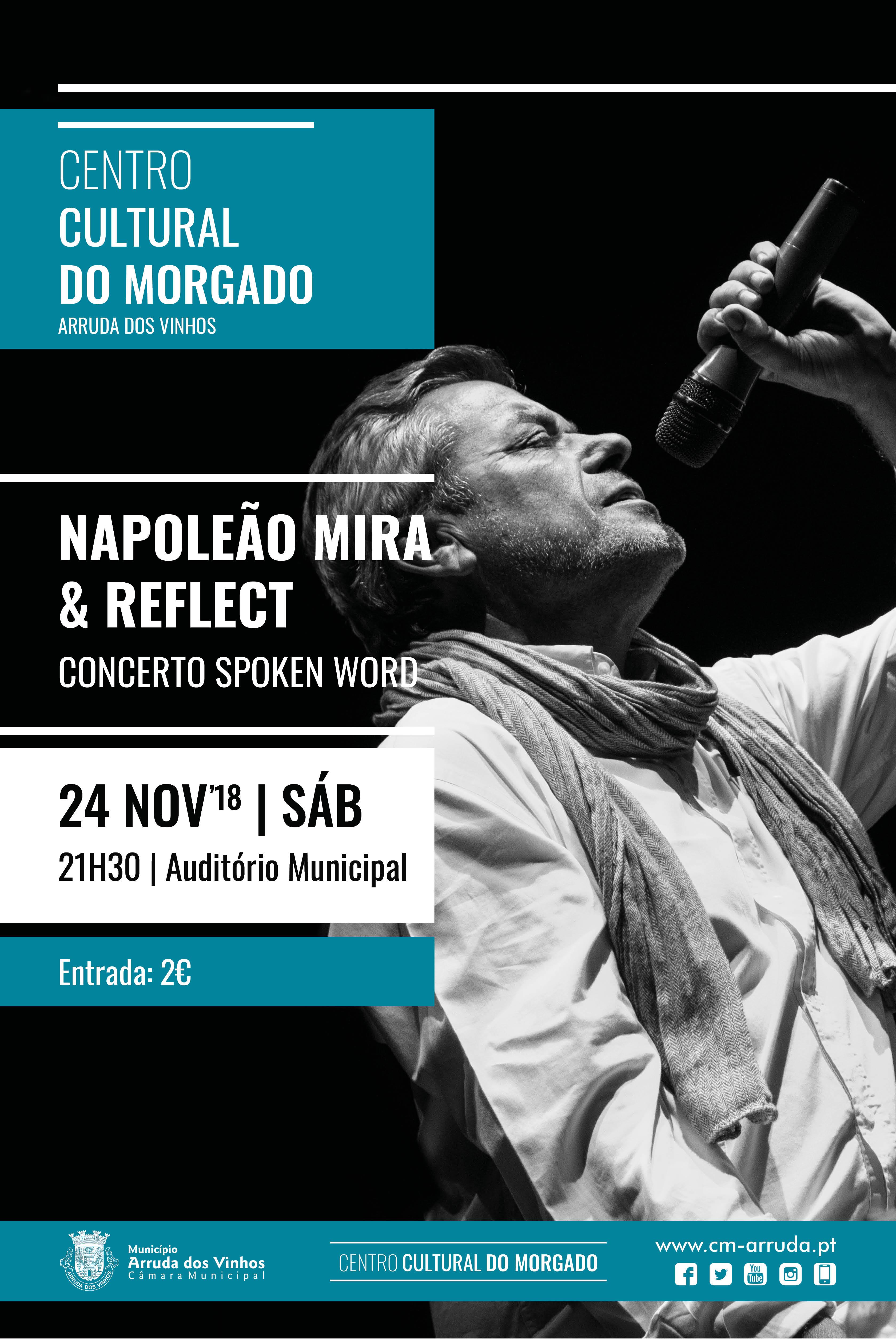 Napoleão Mira & Reflect @ Arruda dos Vinhos