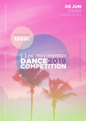 [ ] no movimento • Dance Competition 2019