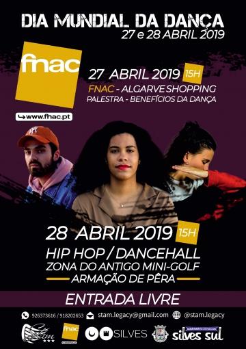 Mariana Rodrigues @ Dia Mundial da Dança - Stam (Paletra)