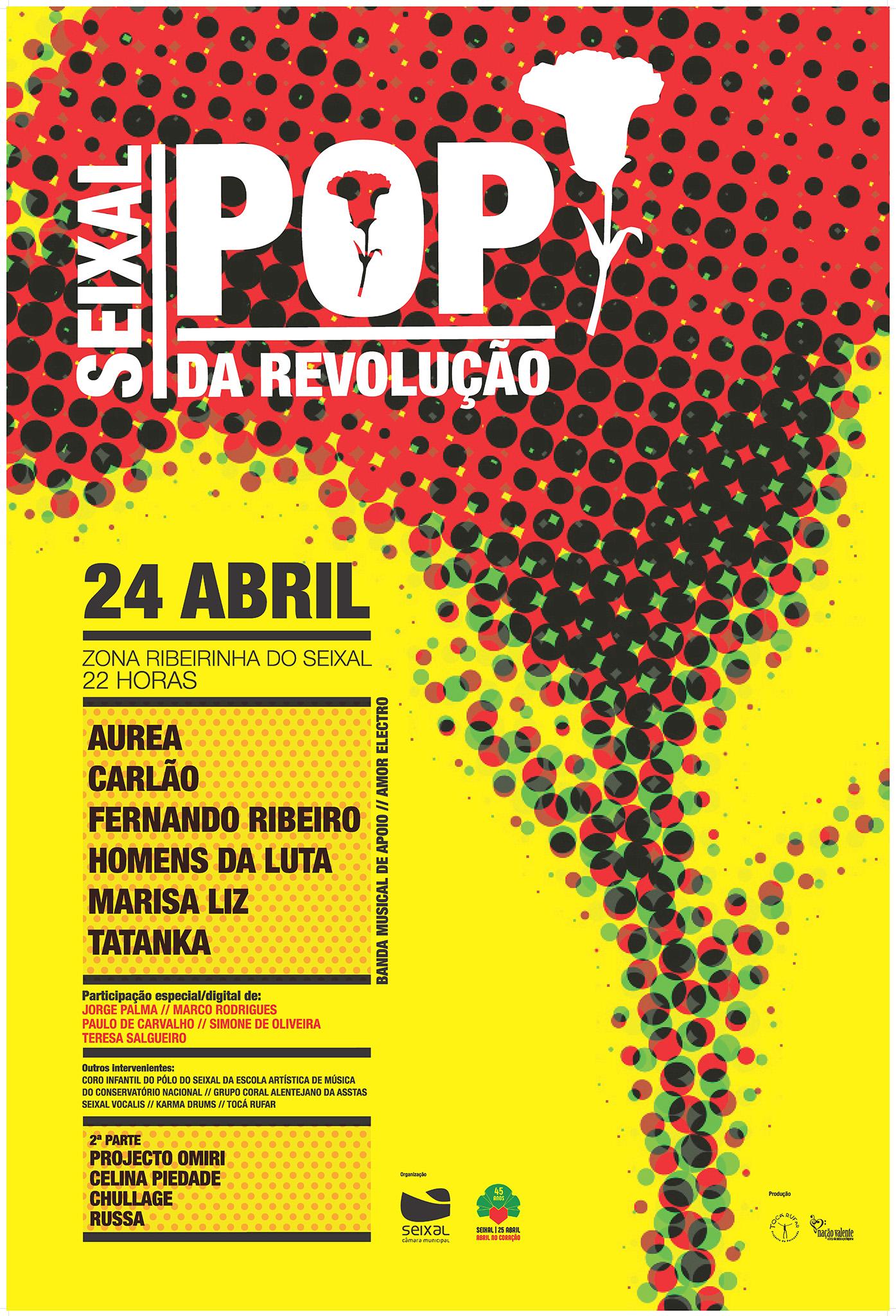 Russa @ Pop da Revolução (Seixal)