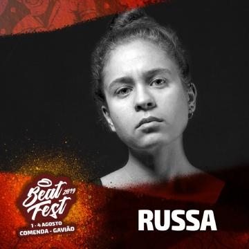 RUSSA @ Beat Fest