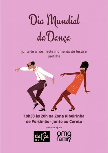 OMG Family @ Dia Mundial da Dança (Portimão)