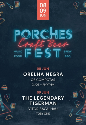 Gijoe x Rhythm @ Porches Craft Beer Fest