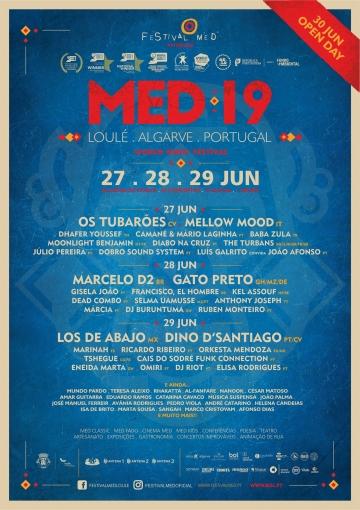Luís Galrito @ Festival MED