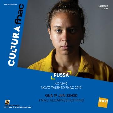 RUSSA @ FNAC AlgarveShopping