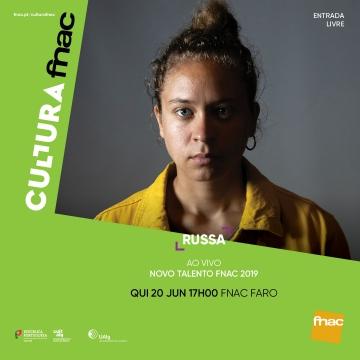 RUSSA @ FNAC Faro
