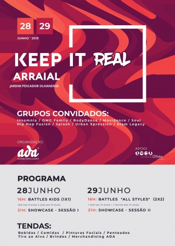 OMG Family @ Keep It Real - Olhão (ADA)