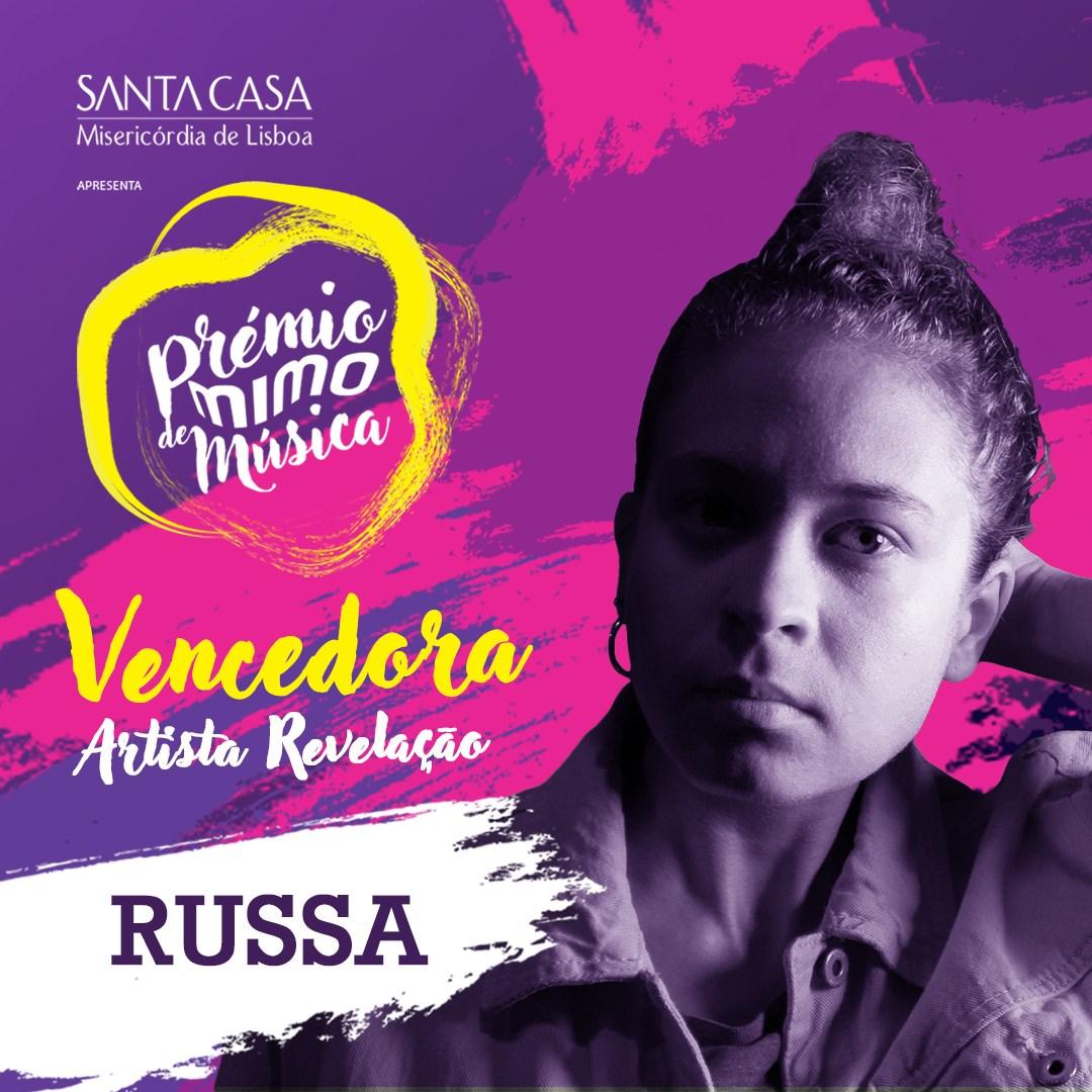 RUSSA @ MIMO Festival Amarante
