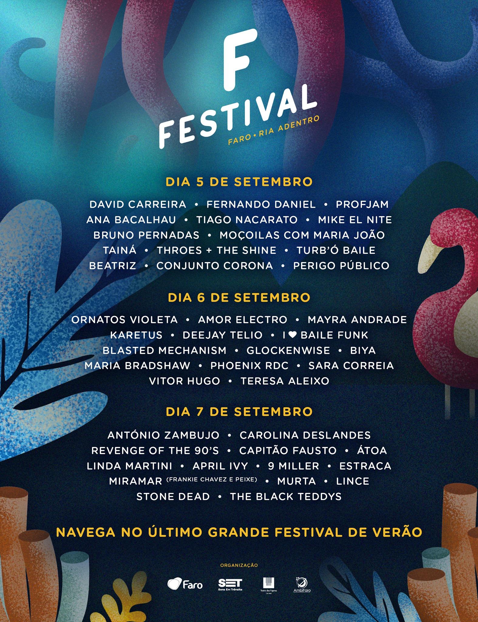Perigo Público x Sickonce @ Festival F