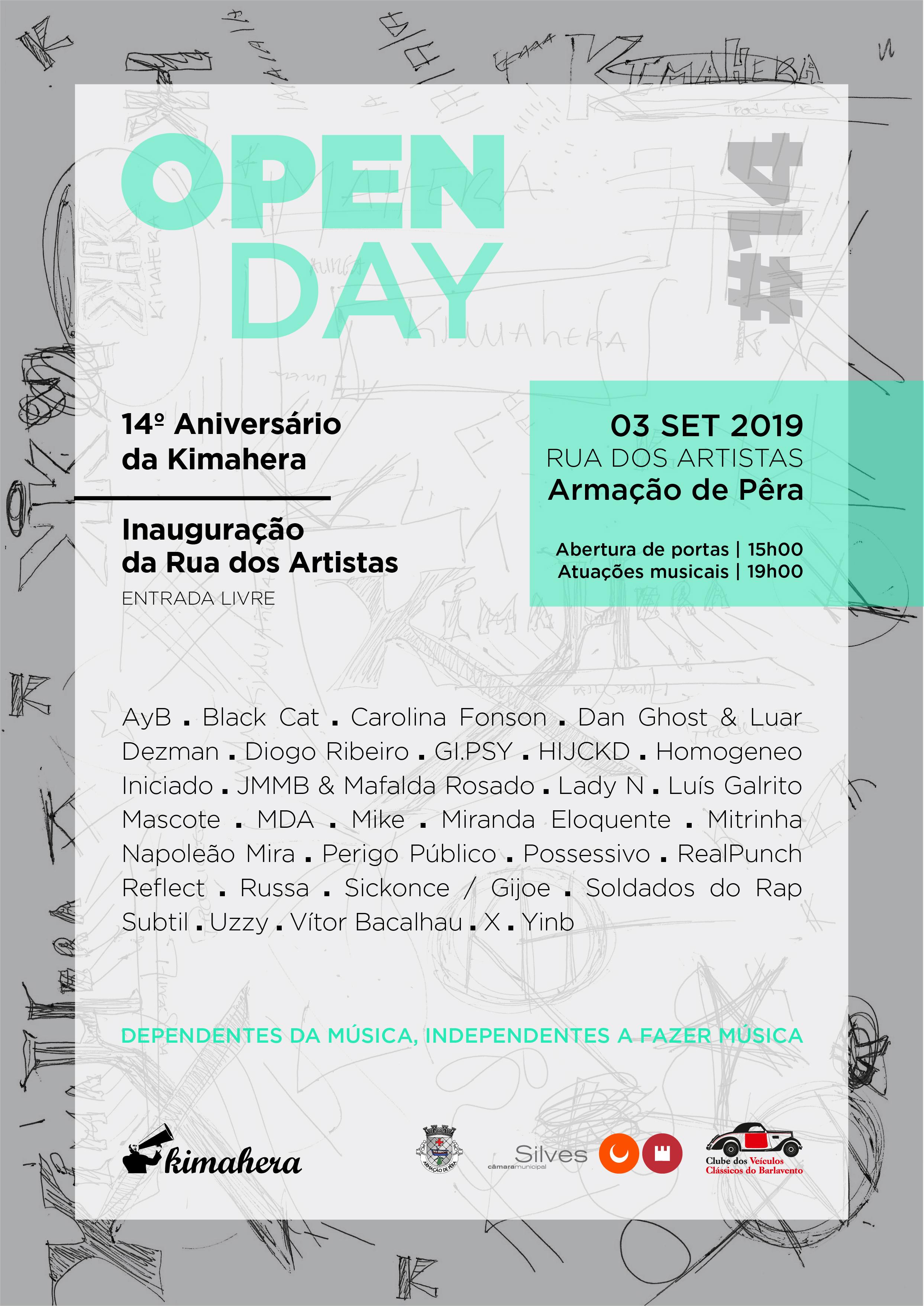 Open Day Kimahera
