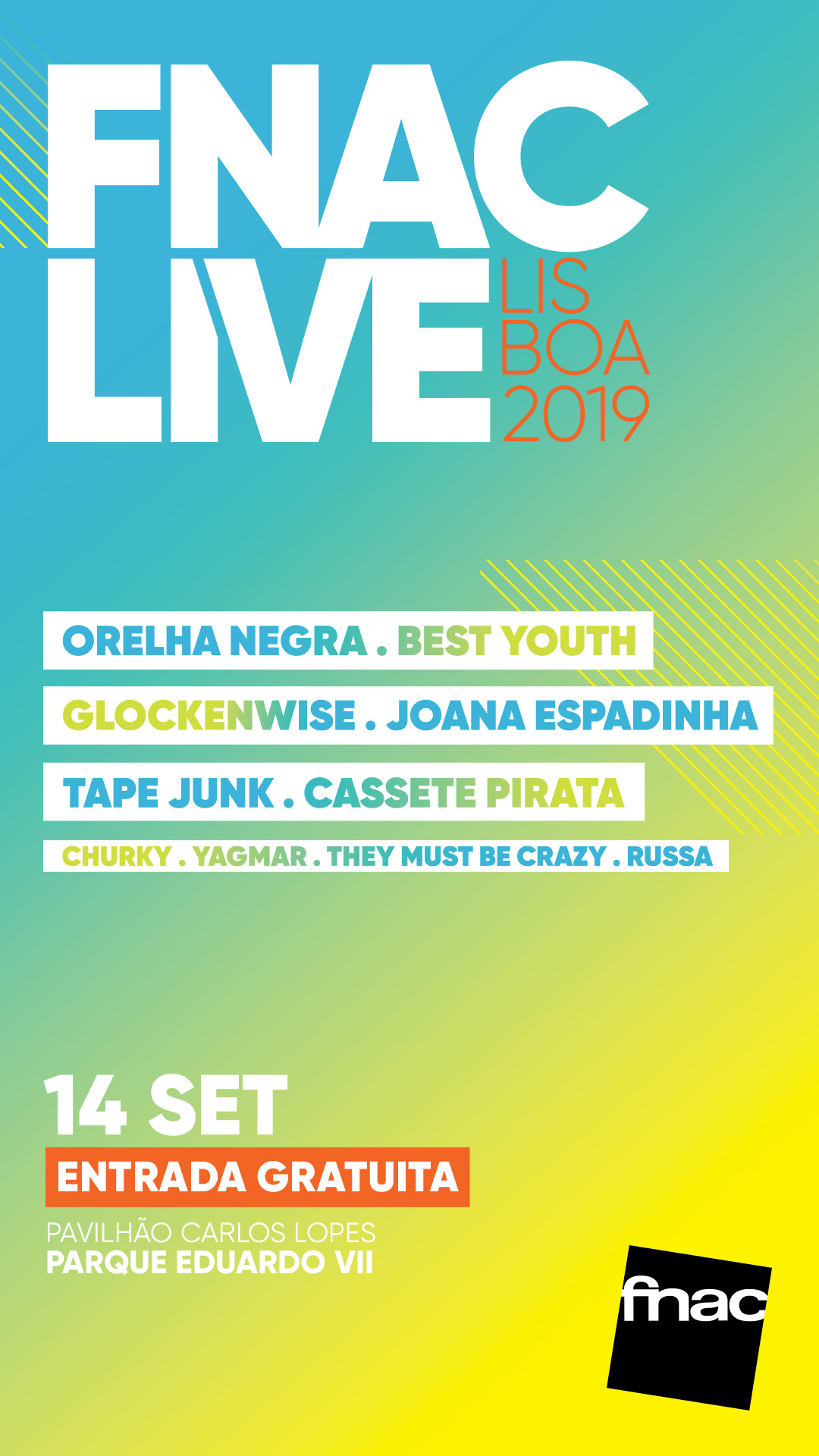 RUSSA @ FNAC LIVE 19