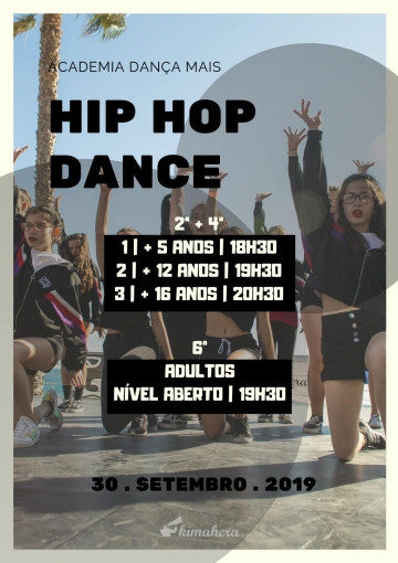 Mariana Rodrigues - Hip Hop Dance @ Dança Mais (Portimão)