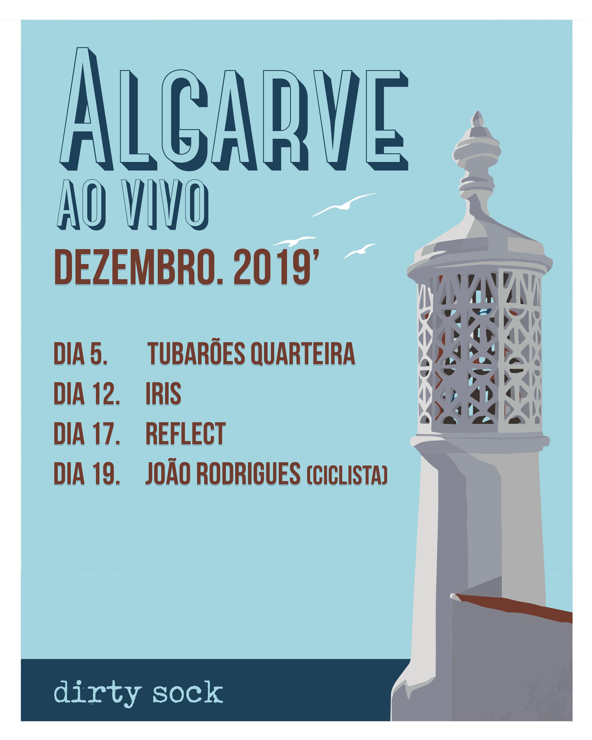 Reflect @ Algarve ao Vivo