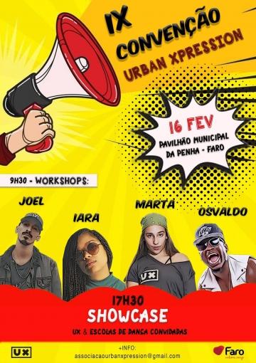 Kimahera Dance Crew @ IX Convenção Urban Xpression