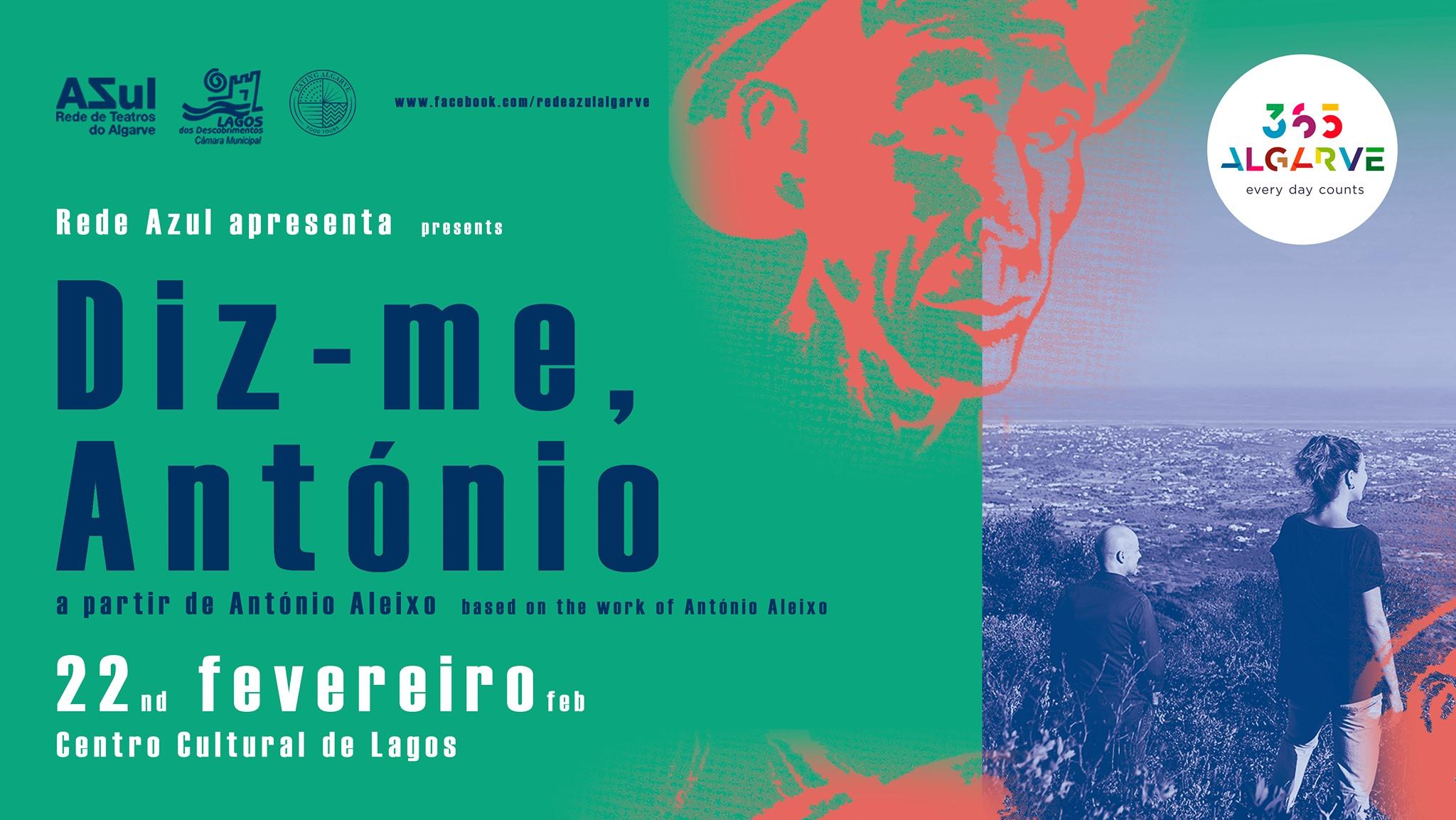 Diz-me, António @ Lagos