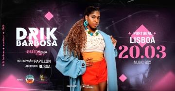 RUSSA @ Musicbox Lisboa (Drik Barbosa)