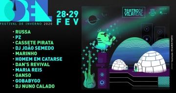 RUSSA @ Boreal - Festival de Inverno 2020