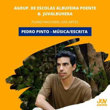 Pedro Pinto (Reflect) @ Escola Secundária de Albufeira