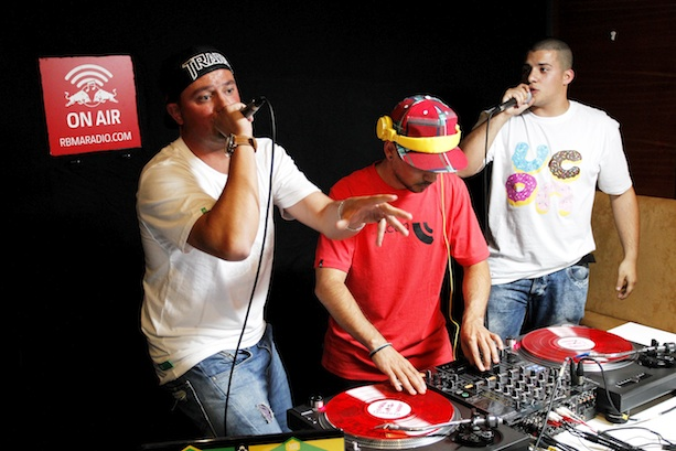 Tribruto: Piratas no Tejo e Soundsystems em Terra!