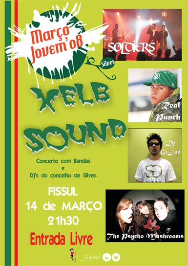 Março Jovem 08 - Xelb Sound
