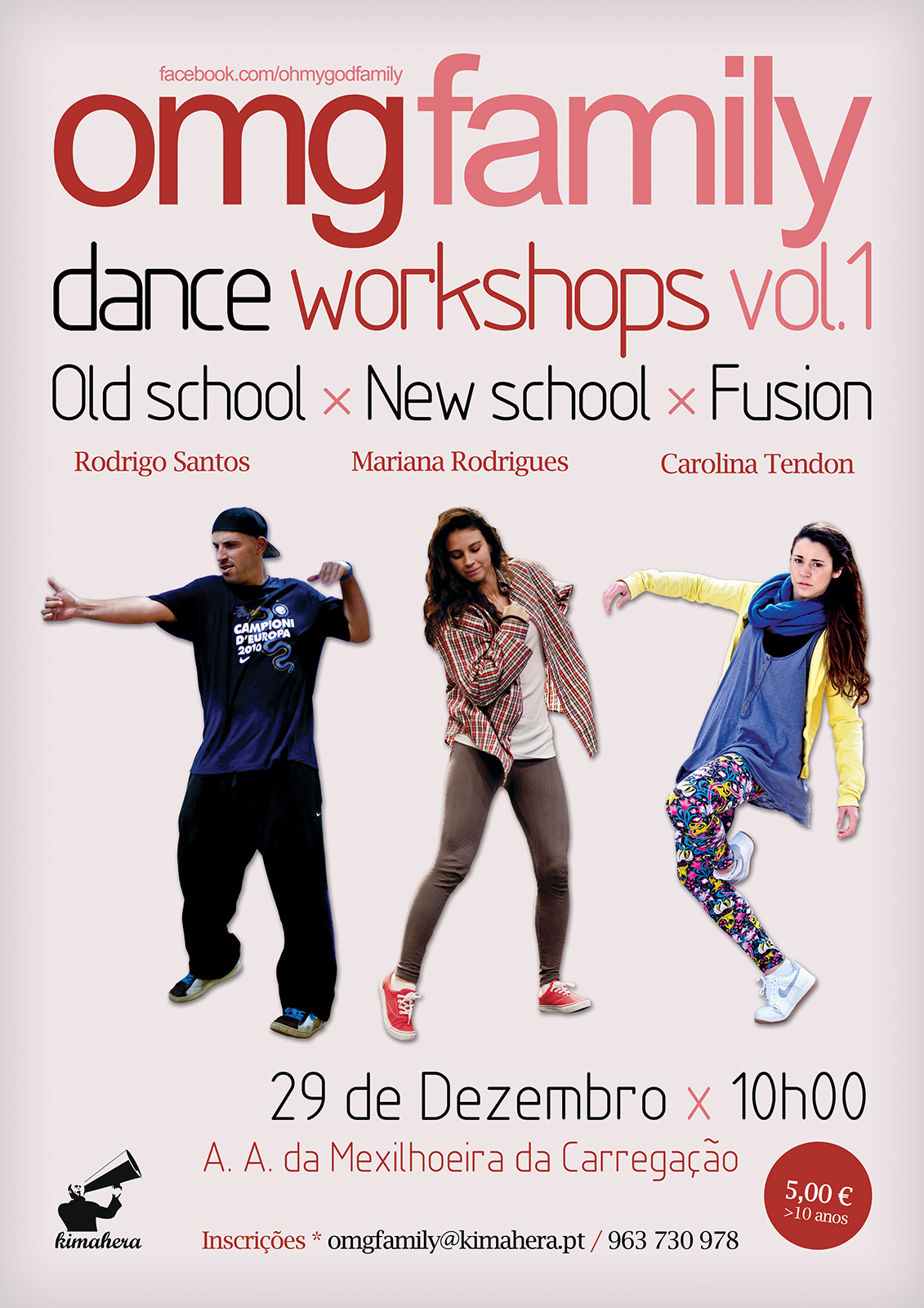 OMG Family - Dance Workshops Vol.1