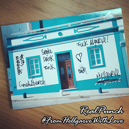 RealPunch - #FromHellgarveWithLove