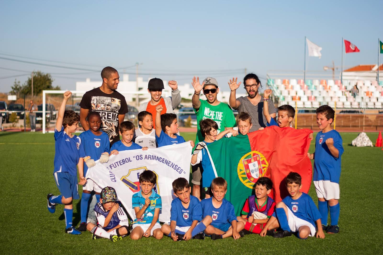 Reflect a representar Portugal no Mundo - BBC 1Xtra
