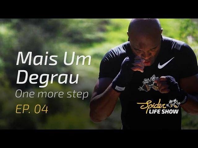 Anderson Silva (UFC) ao som de TRIBRUTO