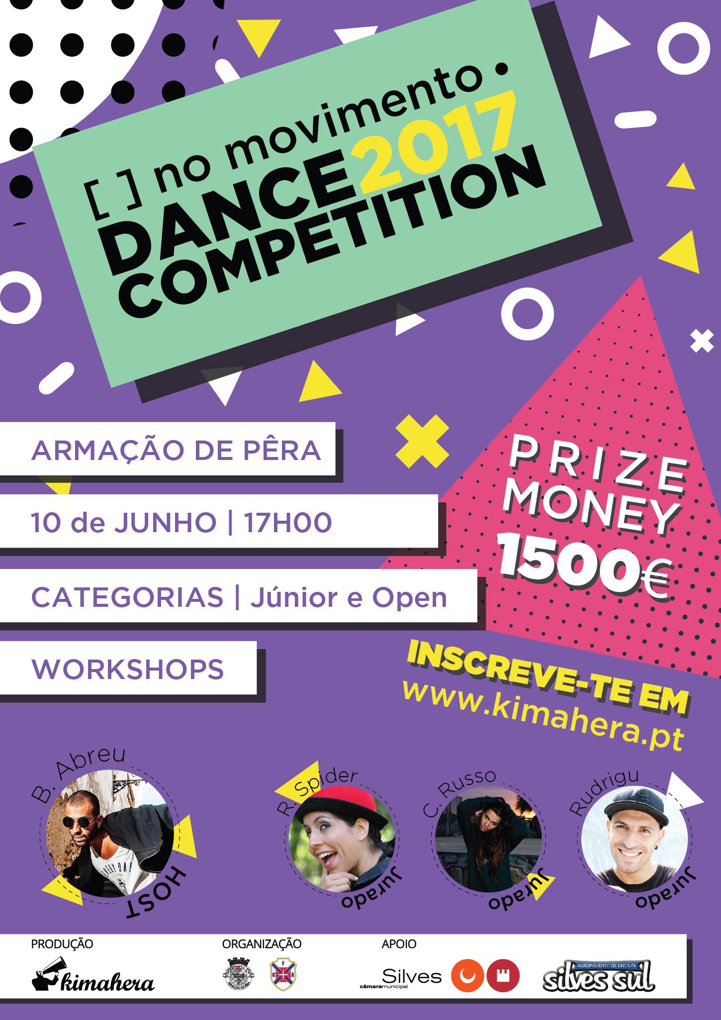 [ ] no movimento • Dance Competition 2017