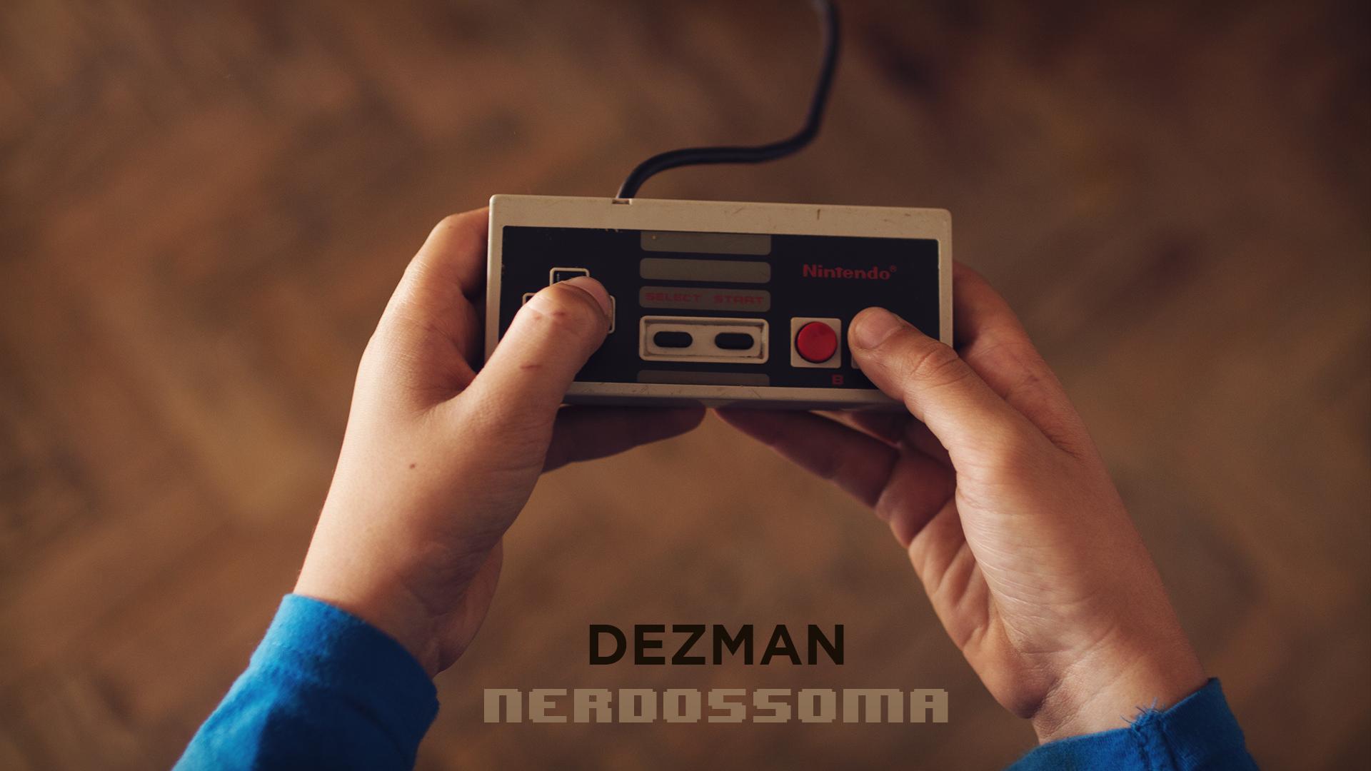 Dezman - Nerdossoma (EP)