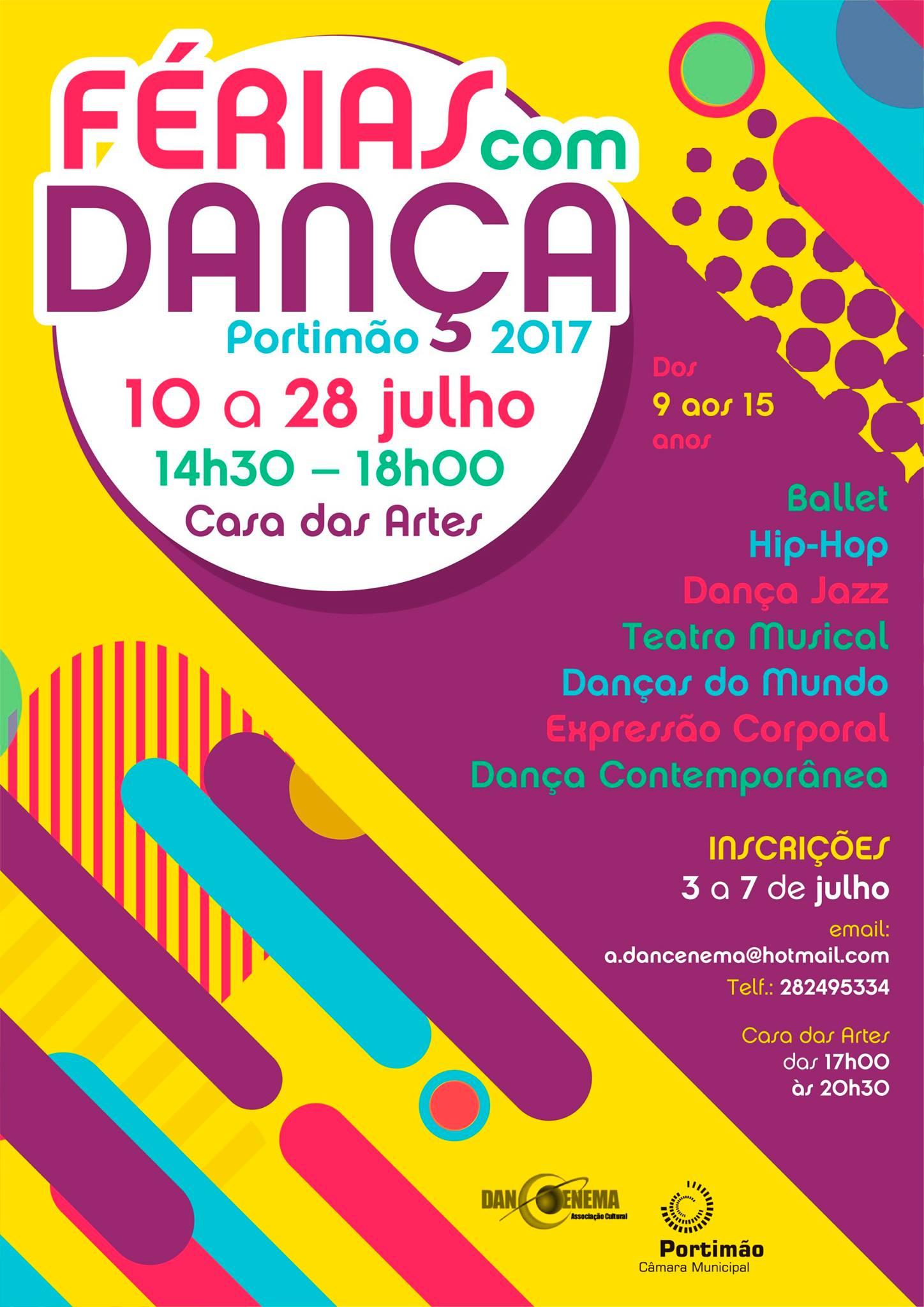 Férias com Dança