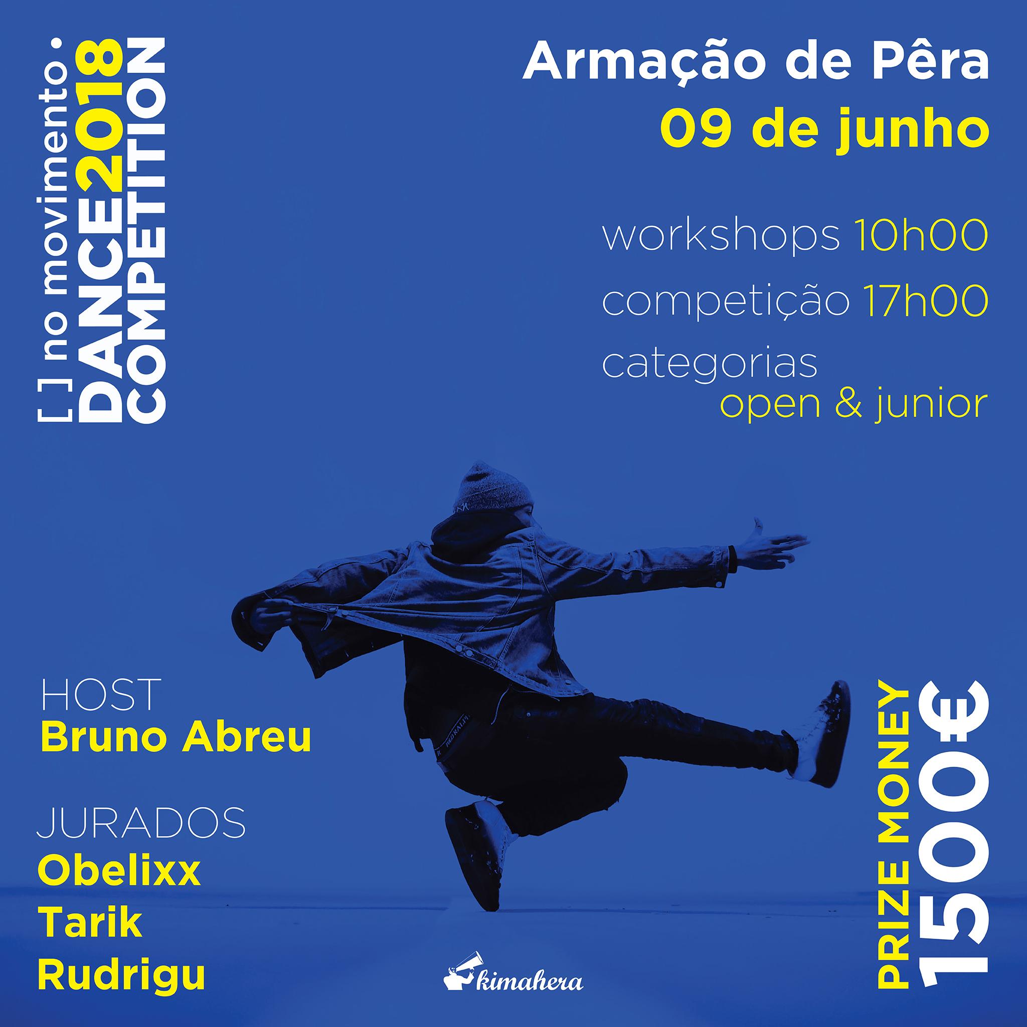 [ ] no movimento • Dance Competition 2018