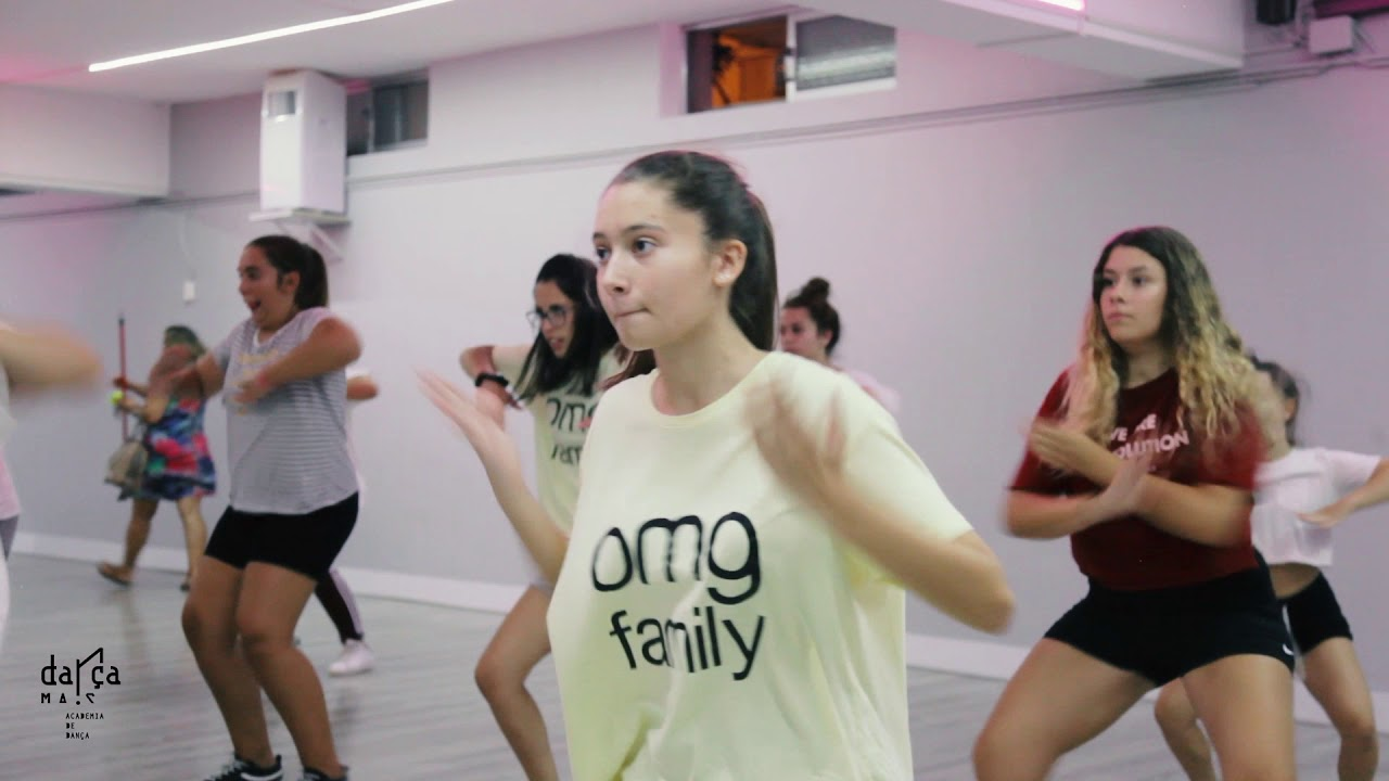 Hip-Hop Dance - Mariana Rodrigues (2018/2019)