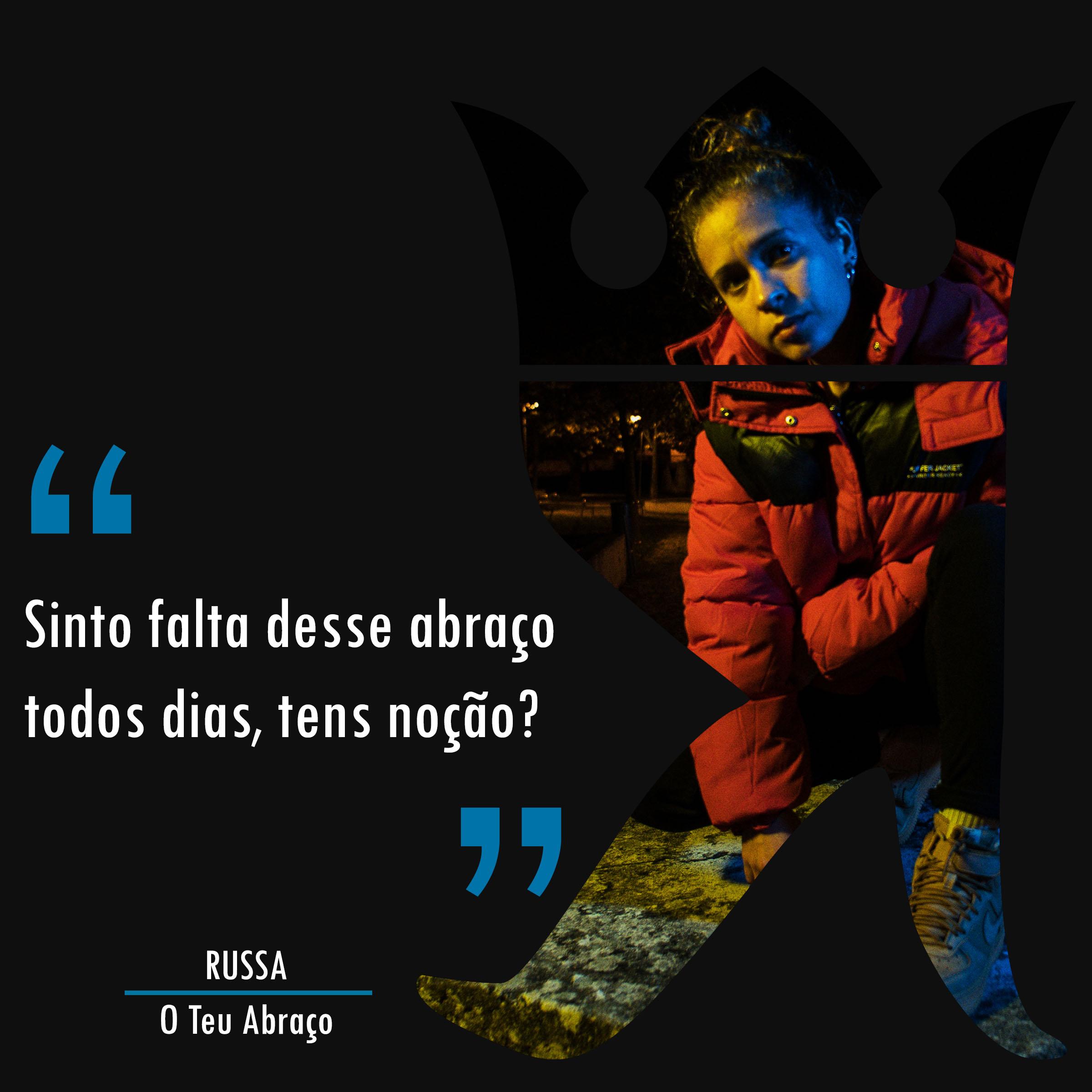RUSSA - O Teu Abraço (prod. Dr.Pi) Videoclip Oficial