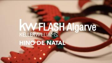 KW Flash Algarve grava Hino de Natal na Kimahera