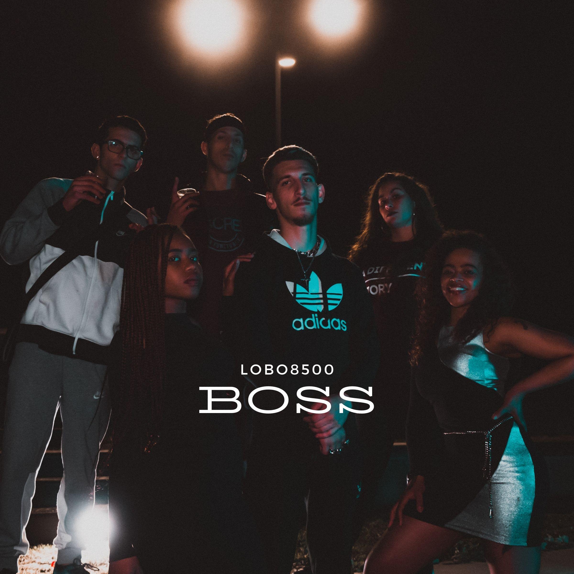 Lobo8500 - Boss